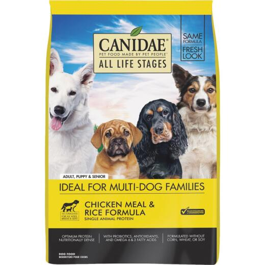 Canidae All Life Stages 5 Lb. Chicken & Rice Dry Dog Food