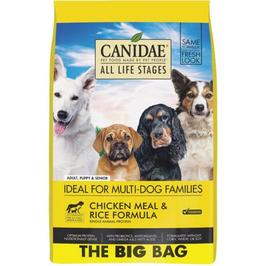 Canidae All Life Stages 44 Lb. Chicken & Rice Dry Dog Food