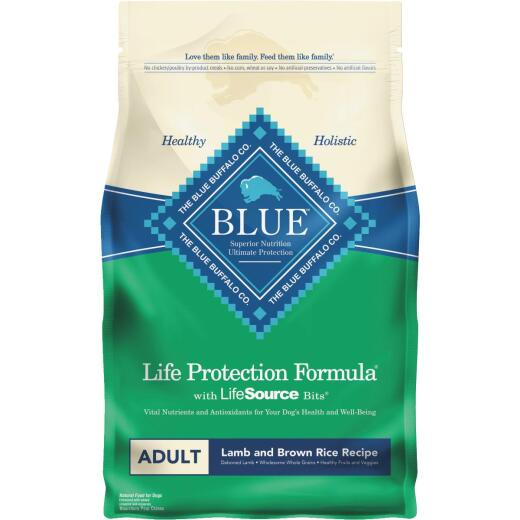 Blue Buffalo Life Protection Formula 6 Lb. Lamb & Brown Rice Dry Adult Dog Food