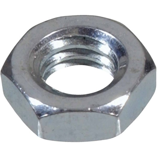 Hillman #8 32 tpi Stainless Steel Hex Machine Screw Nut (100 Ct.)