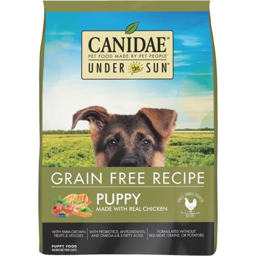 Canidae Under The Sun 4 Lb. Chicken Dry Puppy Food