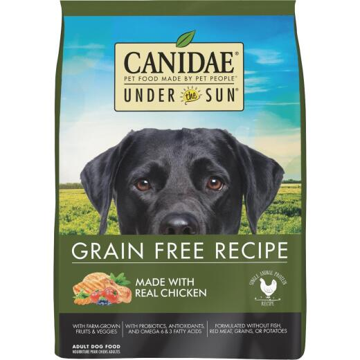 Canidae Under The Sun 4 Lb. Chicken Adult Dry Dog Food