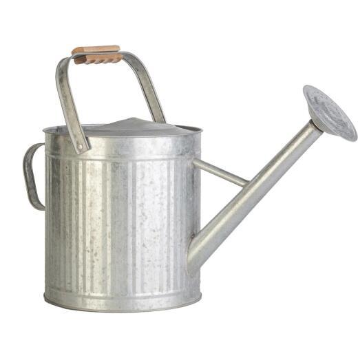 Panacea 2 Gal. Galvanized Steel Watering Can