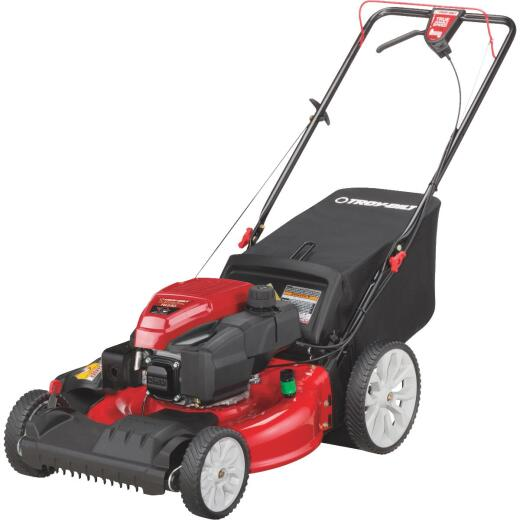 Troy-Bilt 21 In. 159cc OHV Troy-Bilt High Wheel Front Wheel Drive Self-Propelled Gas Lawn Mower