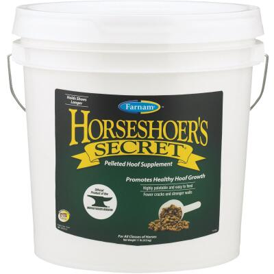 Farnam Horseshoer's Secret 11 Lb. Horse Feed Hoof Supplement