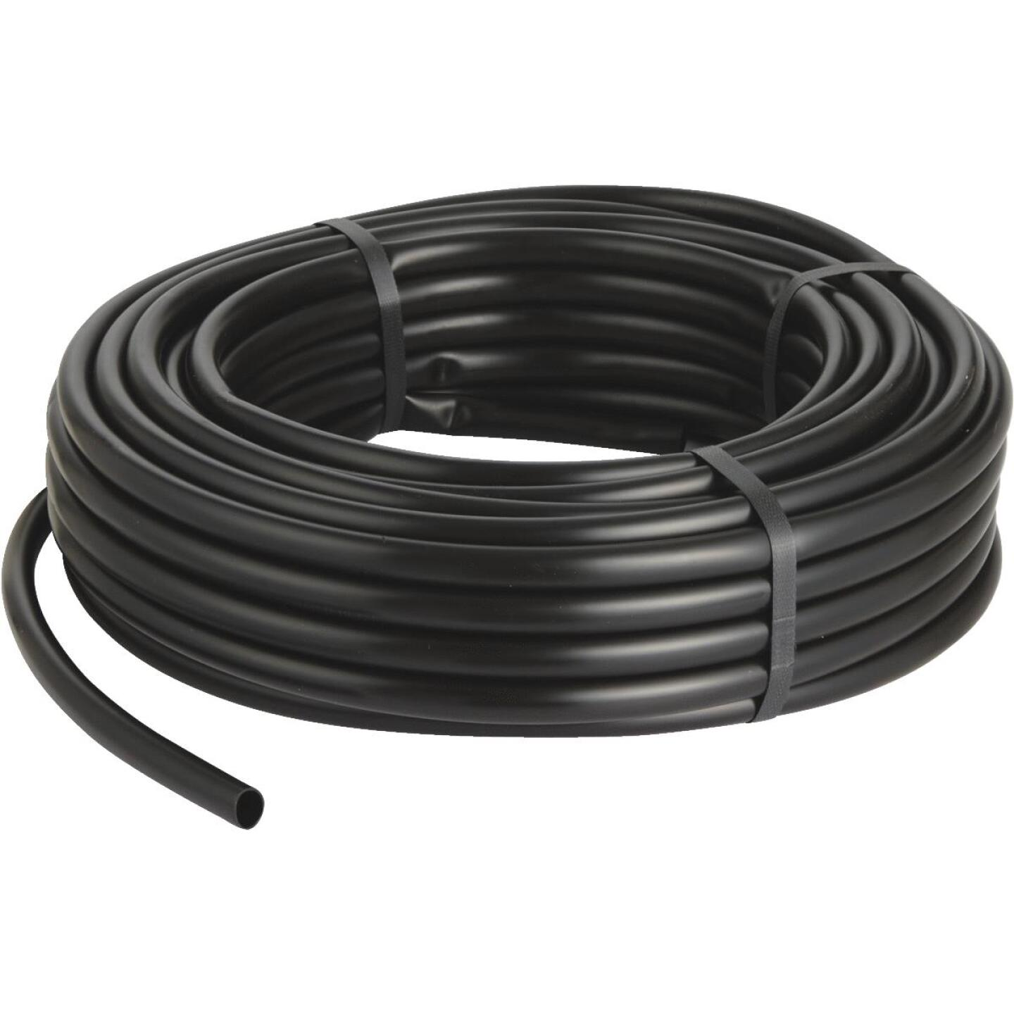 Raindrip 5/8 In. X 100 Ft. Black Poly Primary Drip Tubing Image 1
