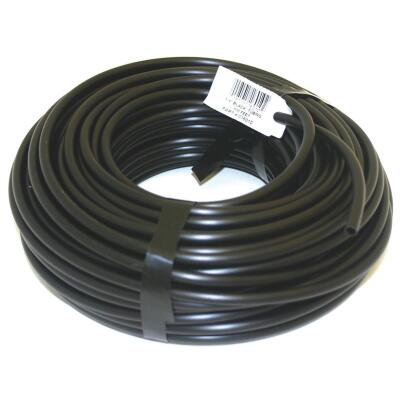 Raindrip 1/4 In. X 100 Ft. Black Poly Primary Drip Tubing
