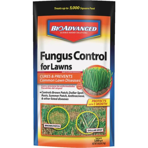 BioAdvanced 10 Lb. Ready To Use Granules Fungus Control For Lawns
