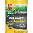 Scotts Turf Builder Weed & Feed 14.54 Lb. 5000 Sq. Ft. 28-0-3 Lawn Fertilizer with Weed Killer Image 1