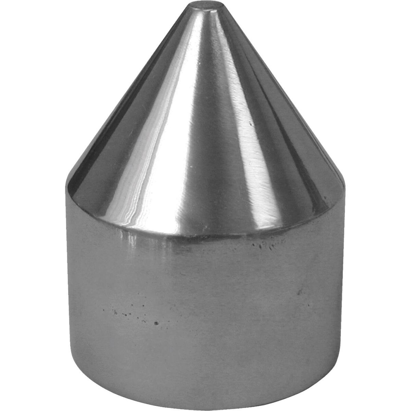 Midwest Air Tech No-Way Bullet 2-3/8 in. Aluminum Cap Image 1