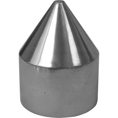 Midwest Air Tech No-Way Bullet 2-3/8 in. Aluminum Cap