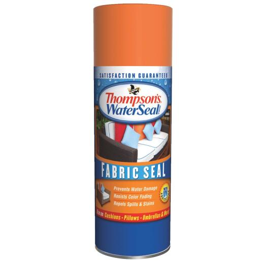 Thompsons WaterSeal Clear Fabric Waterproofing Sealer, 11.5 Oz.