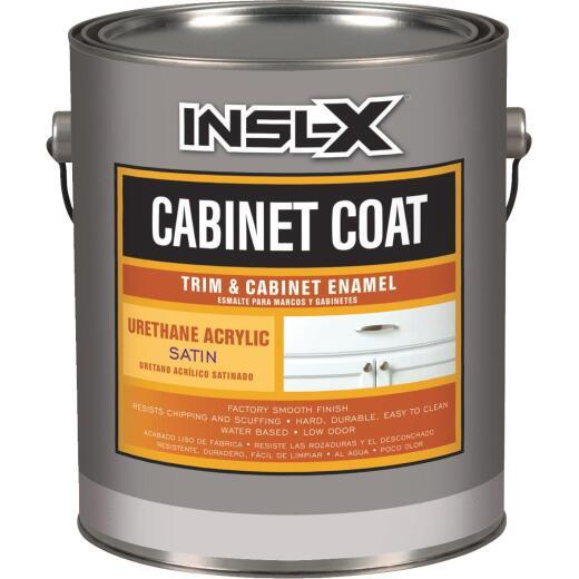 Insl-X 1 Gal. White Satin Cabinet Coating