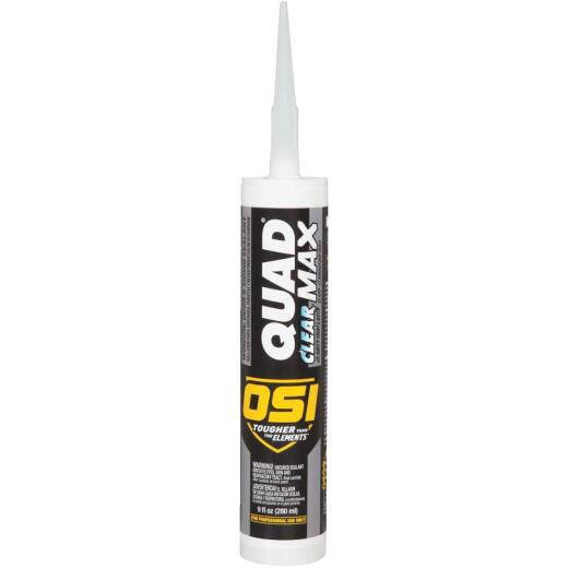 OSI QUAD MAX 9 Oz. Sealant, Clear