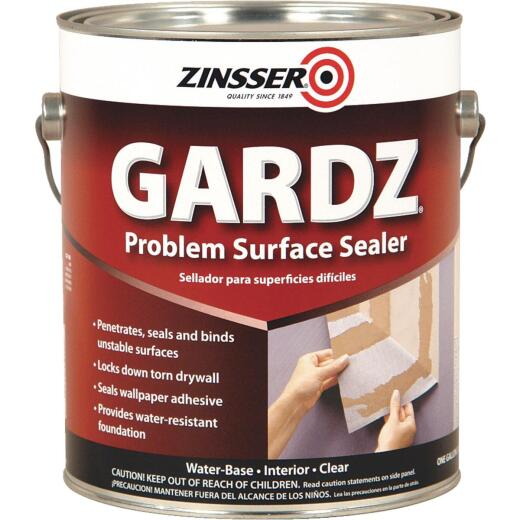 Zinsser Gardz Water Based Low Odor Drywall Sealer, 1 Gal.