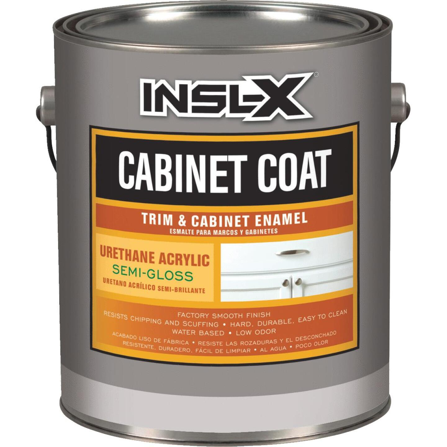 Insl-X 1 Gal. Tint Base 2 Semi-Gloss Cabinet Coating Image 1