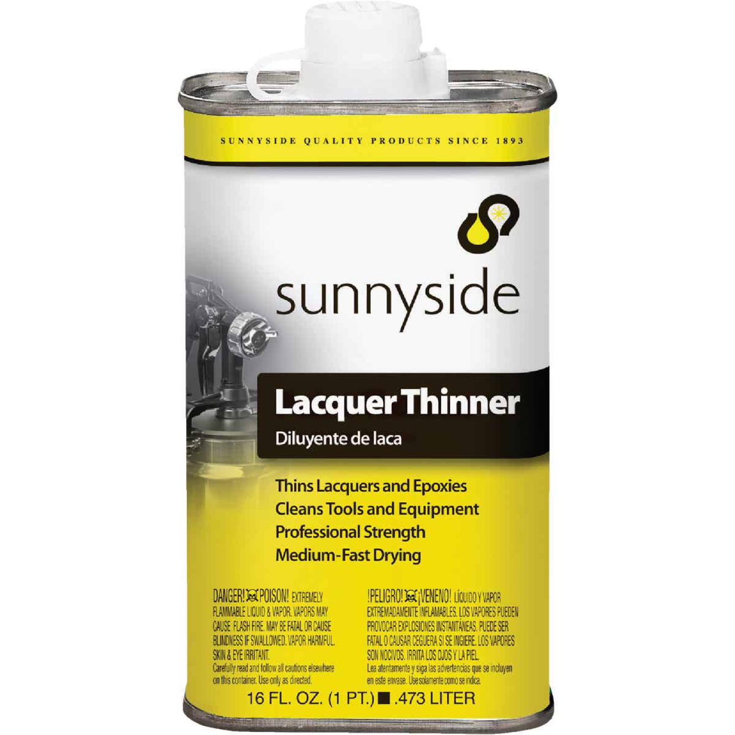 Sunnyside Lacquer Thinner, Pint Image 1