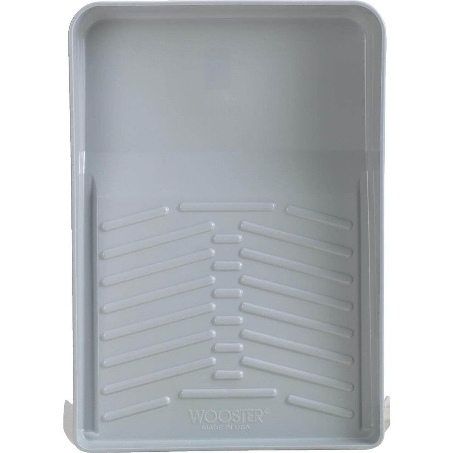 Wooster Deluxe 11 In. Polypropylene Paint Tray Image 2