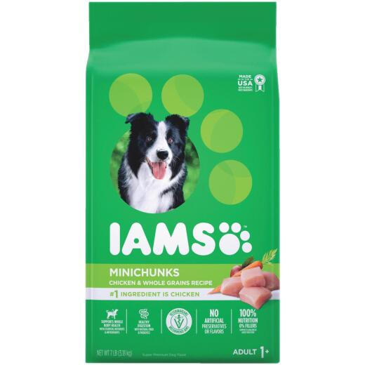 IAMS Proactive Health Minichunks 7 Lb. Adult Dry Dog Food