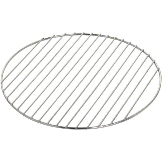 Old Smokey 14 In. Dia. Aluminized Steel Top Grill Grate