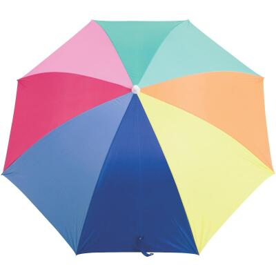 Rio Brands 6 Ft. Nylon Beach Umbrella