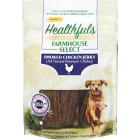 Ruffin' it Healthfuls Farmhouse Select Medium & Large Dog Chicken Flavor Jerky Dog Treat, 3.5 Oz. Image 1