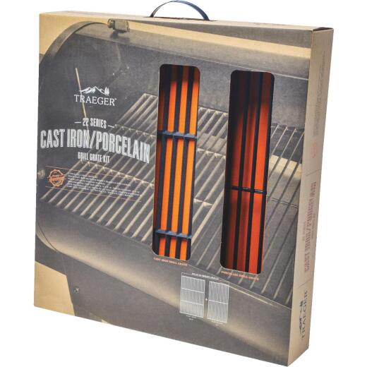 Traeger 22 Series Grill Grate Kit (2-Piece)