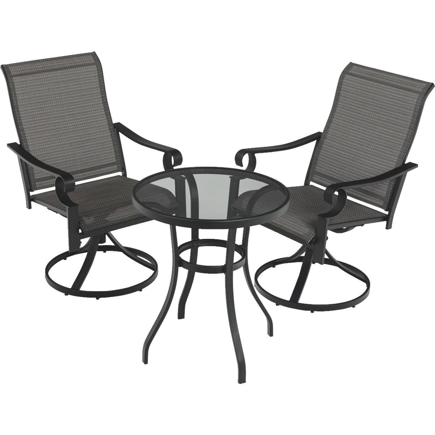 Outdoor Expressions Somerset 3-Piece Bistro Set Image 1