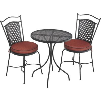 Outdoor Expressions Benton 3-Piece Bistro Set
