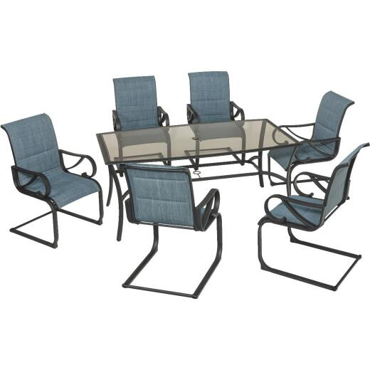 Outdoor Expressions Brookdale 7-Piece Dining Set