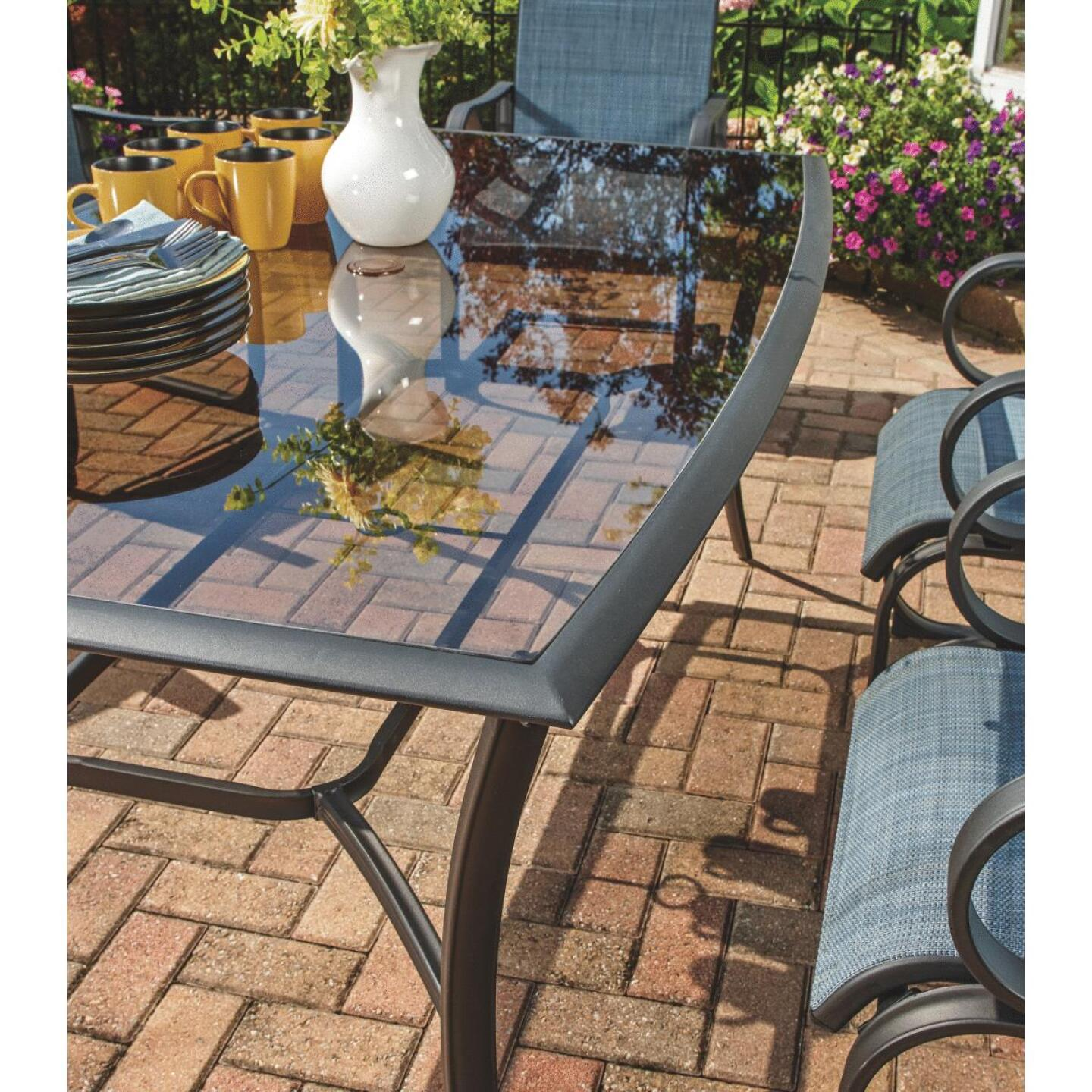 Outdoor Expressions Brookdale 7-Piece Dining Set Image 4