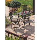 Palazzo 3-Piece Bistro Set with Seat Cushions Image 13
