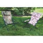 Outdoor Expressions Folding Pink Real Tree Hammock Chair Image 2