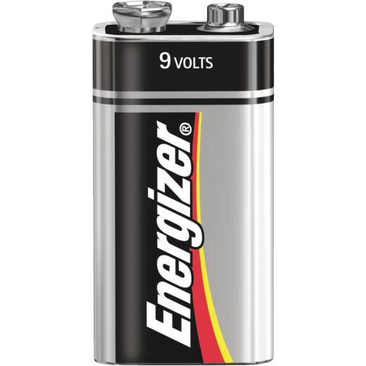 Energizer Max 9V Alkaline Battery (4-Pack)