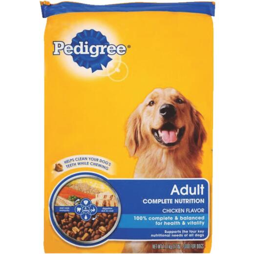 Pedigree Complete Nutrition 17 Lb. Adult Dry Dog Food