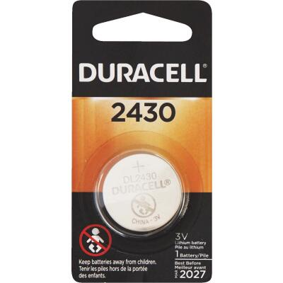 Duracell 2430 Lithium Coin Cell Battery