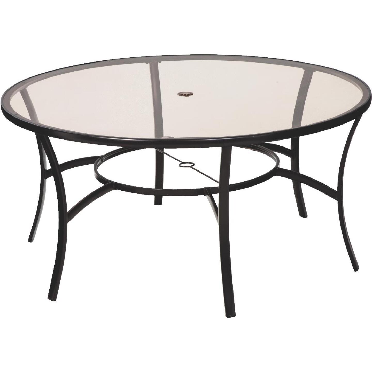 Outdoor Expressions Monaco 7-Piece Dining Set Image 4