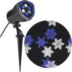 Gemmy LED 5W SnowFlurry Laser Light Projector Image 1