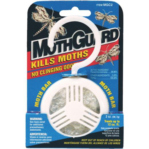 MothGuard 2 Oz. Cake Moth Killer
