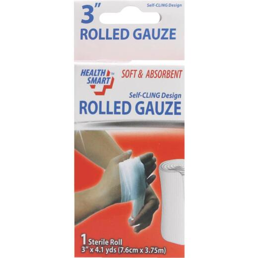 Health Smart 3 In. 4.1 Yd. Bandages