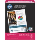 HP 8-1/2 In. x 11 In. 20 Lb. White Multipurpose Copier Paper, 500 Sheets Image 1